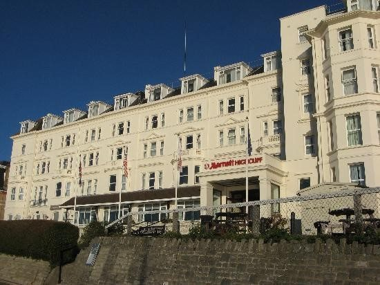Marriott Hotel Bournemouth Highcliff