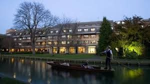 Doubletree by Hilton, Cambridge