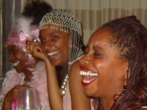 Having a laugh with Murder Mystery Events limited